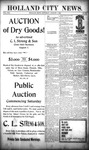 Holland City News, Volume 25, Number 28: August 1, 1896 by Holland City News
