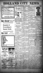 Holland City News, Volume 25, Number 30: August 15, 1896