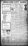 Holland City News, Volume 25, Number 31: August 22, 1896 by Holland City News
