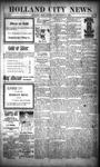 Holland City News, Volume 25, Number 33: September 5, 1896