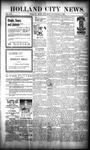 Holland City News, Volume 25, Number 35: September 19, 1896 by Holland City News
