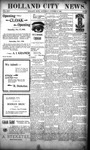 Holland City News, Volume 25, Number 38: October 10, 1896