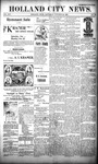 Holland City News, Volume 25, Number 40: October 24, 1896 by Holland City News