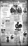 Holland City News, Volume 25, Number 42: November 7, 1896