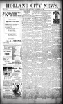 Holland City News, Volume 25, Number 43: November 14, 1896 by Holland City News