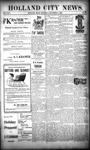 Holland City News, Volume 25, Number 46: December 5, 1896 by Holland City News