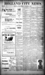 Holland City News, Volume 25, Number 47: December 12, 1896