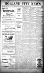 Holland City News, Volume 25, Number 49: December 26, 1896 by Holland City News