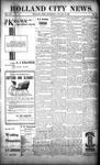 Holland City News, Volume 25, Number 52: January 16, 1897