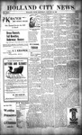 Holland City News, Volume 26, Number 1: January 23, 1897