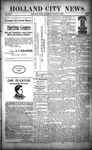 Holland City News, Volume 26, Number 9: March 20, 1897
