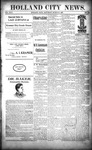 Holland City News, Volume 26, Number 10: March 27, 1897