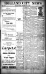 Holland City News, Volume 26, Number 17: May 15, 1897