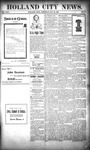 Holland City News, Volume 26, Number 19: May 29, 1897