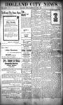 Holland City News, Volume 26, Number 20: June 5, 1897