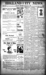 Holland City News, Volume 26, Number 24: July 3, 1897