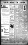 Holland City News, Volume 26, Number 31: August 21, 1897 by Holland City News