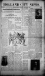 Holland City News, Volume 26, Number 33: September 4, 1897 by Holland City News