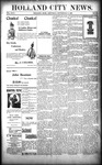 Holland City News, Volume 26, Number 35: September 18, 1897 by Holland City News