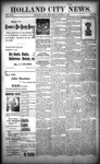 Holland City News, Volume 26, Number 37: October 2, 1897