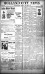 Holland City News, Volume 26, Number 40: October 23, 1897 by Holland City News