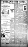 Holland City News, Volume 26, Number 43: November 13, 1897