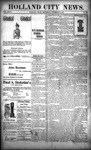 Holland City News, Volume 26, Number 46: December 4, 1897 by Holland City News