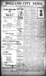 Holland City News, Volume 26, Number 49: December 25, 1897