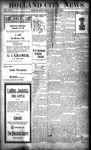 Holland City News, Volume 27, Number 1: January 21, 1898