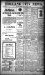 Holland City News, Volume 27, Number 9: March 18, 1898