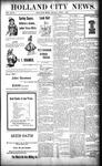 Holland City News, Volume 27, Number 11: April 1, 1898