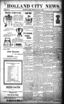 Holland City News, Volume 27, Number 13: April 15, 1898