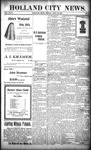 Holland City News, Volume 27, Number 14: April 22, 1898