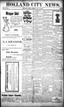 Holland City News, Volume 27, Number 17: May 13, 1898