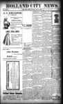 Holland City News, Volume 27, Number 18: May 20, 1898