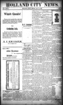 Holland City News, Volume 27, Number 19: May 27, 1898