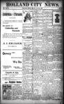 Holland City News, Volume 27, Number 23: June 24, 1898