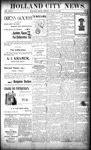 Holland City News, Volume 27, Number 31: August 19, 1898 by Holland City News