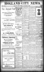 Holland City News, Volume 27, Number 35: September 16, 1898 by Holland City News
