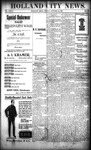 Holland City News, Volume 27, Number 39: October 14, 1898