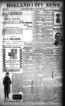 Holland City News, Volume 27, Number 42: November 4, 1898 by Holland City News