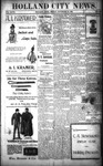 Holland City News, Volume 27, Number 45: November 25, 1898 by Holland City News