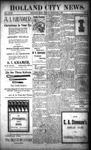 Holland City News, Volume 27, Number 46: December 2, 1898 by Holland City News