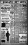 Holland City News, Volume 27, Number 47: December 9, 1898 by Holland City News