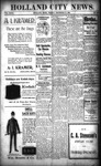 Holland City News, Volume 27, Number 48: December 16, 1898 by Holland City News