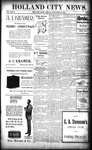 Holland City News, Volume 27, Number 49: December 23, 1898 by Holland City News