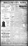 Holland City News, Volume 28, Number 4: February 10, 1899