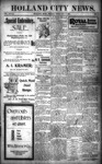 Holland City News, Volume 28, Number 5: February 17, 1899