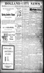 Holland City News, Volume 28, Number 7: March 3, 1899