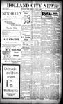 Holland City News, Volume 28, Number 8: March 10, 1899